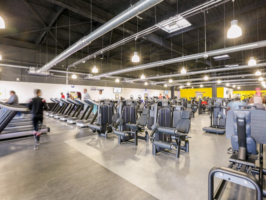 Fitness Park Garges