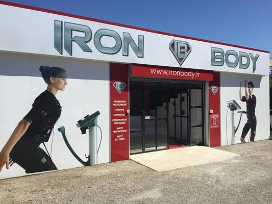 Iron BodyFit Les Angles