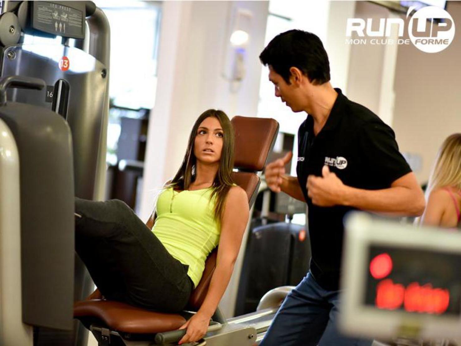 Run'Up Premium Fitness Nimes Ouest St Cézaire