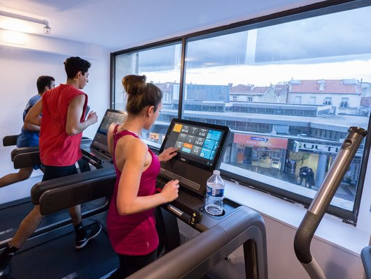 Run'Up Premium Fitness Montpellier Comédie - Triangle