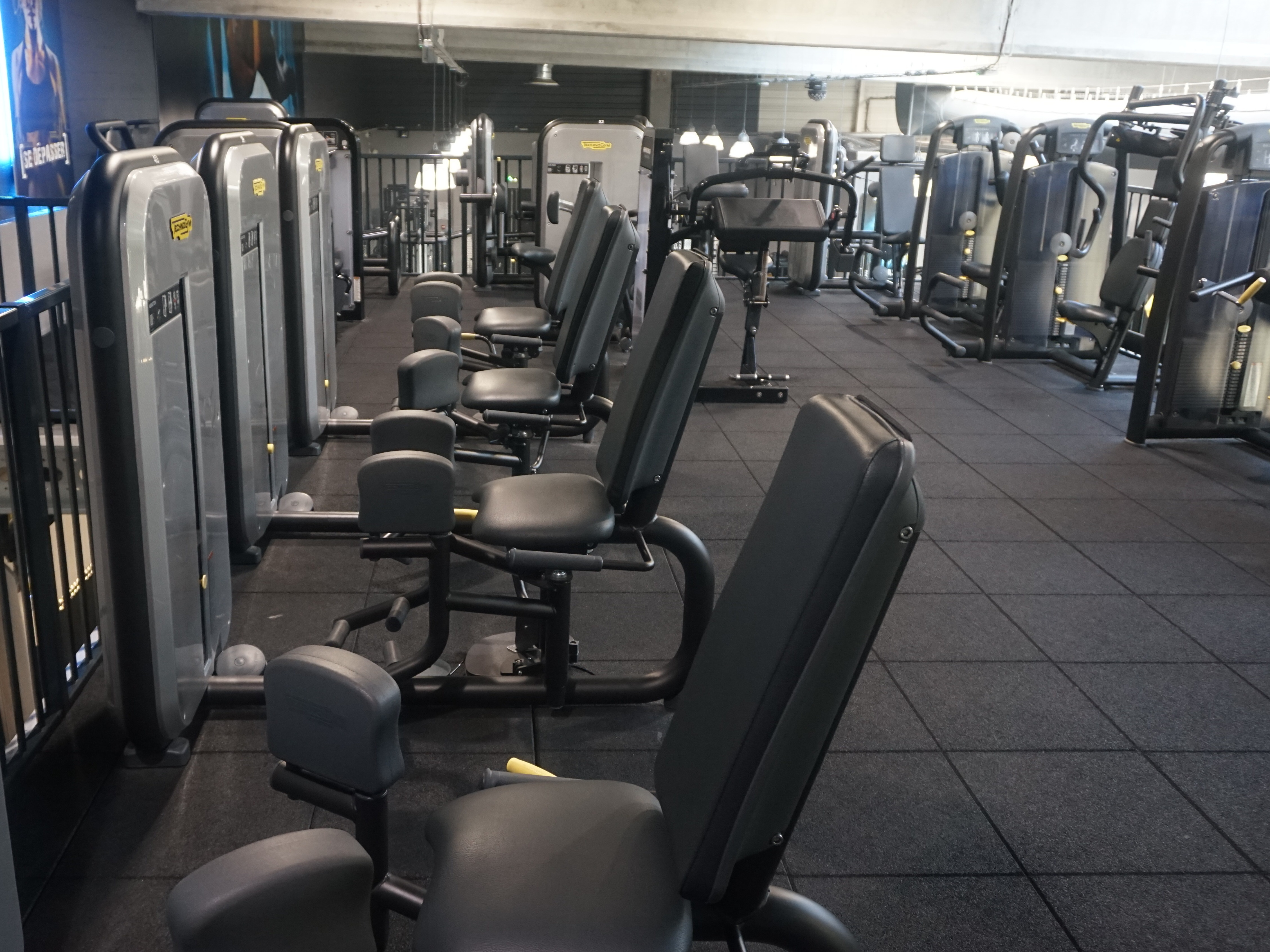 Fitness Park Troyes