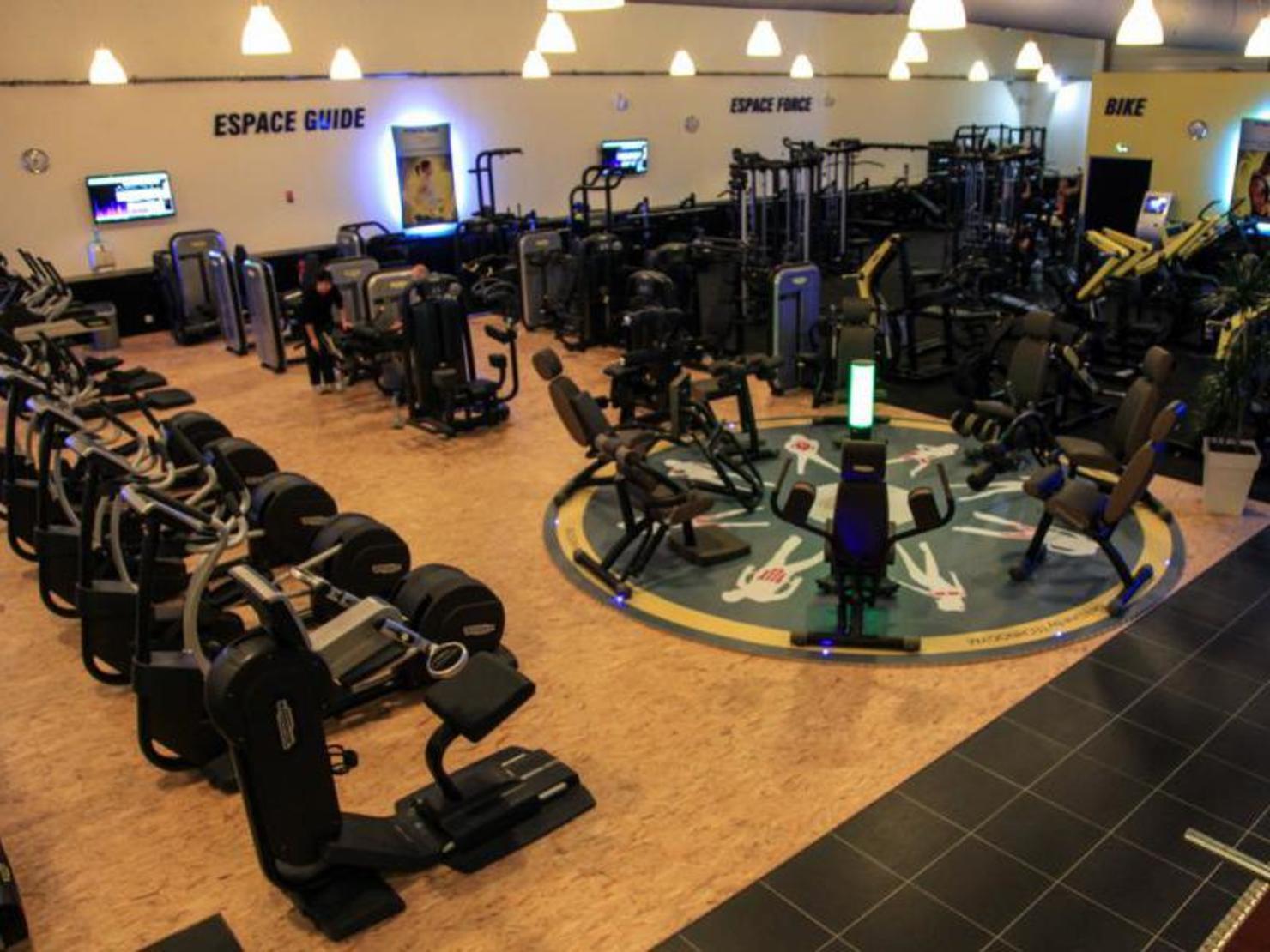 fitness park troyes la chapelle saint luc tarifs avis horaires essai gratuit. Black Bedroom Furniture Sets. Home Design Ideas