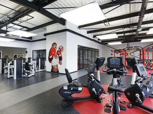 Factory Fitness Club