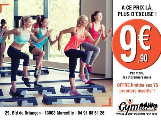 GymStreet Marseille