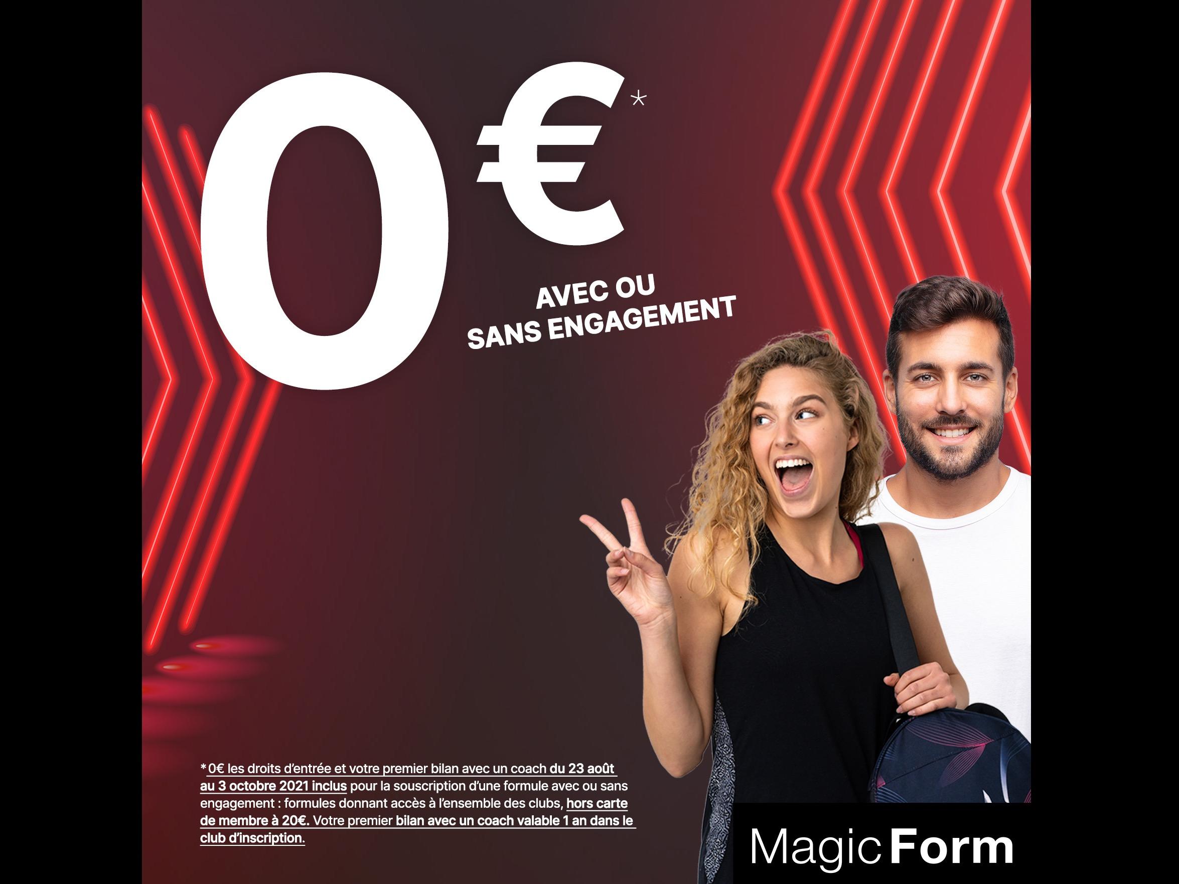 Magic Form Paris 14ème