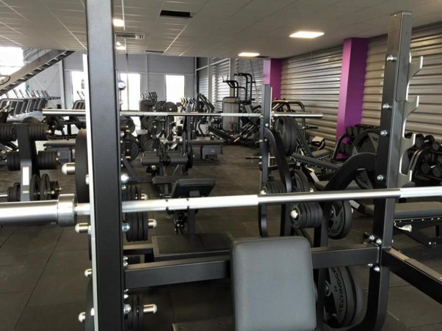 Fitness Park Montgeron