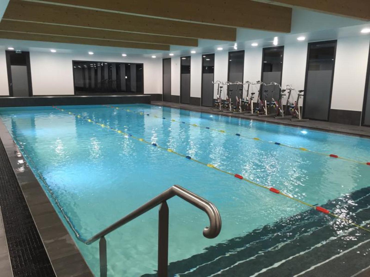 Aqua sport attitude l 39 isle adam tarifs avis horaires for Salle de sport avec piscine