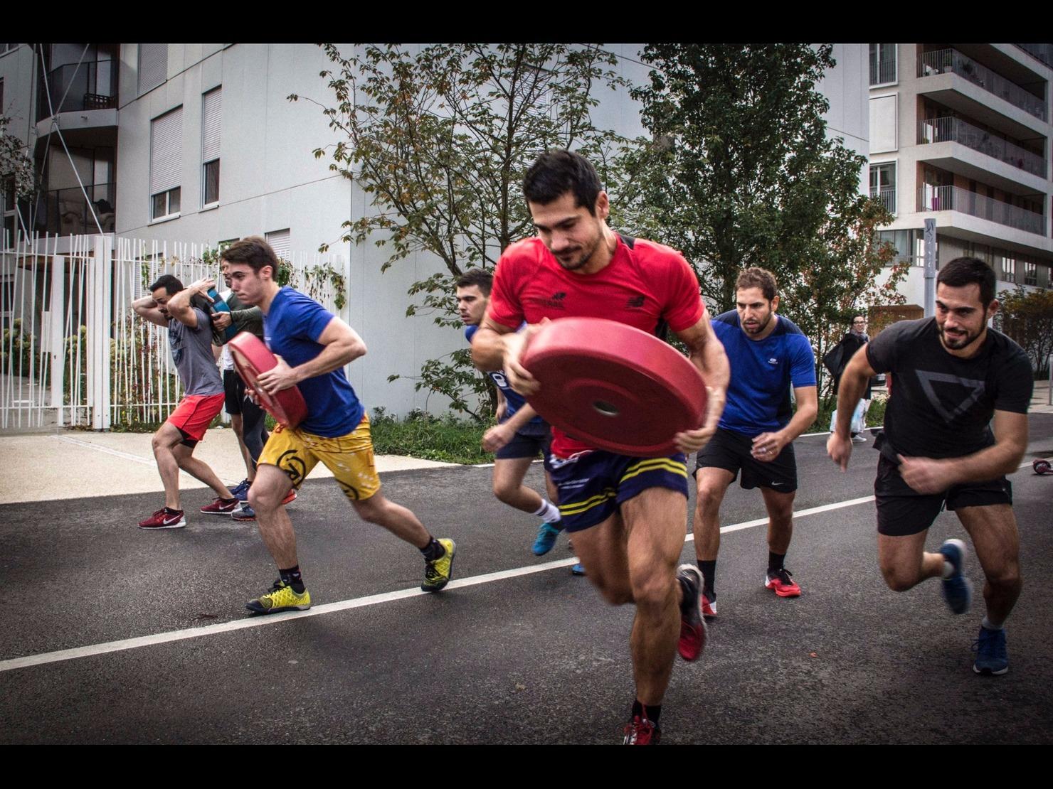 Le Wod CrossFit Le Trapèze