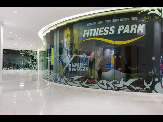 Fitness Park Marseille - Les Terrasses du Port
