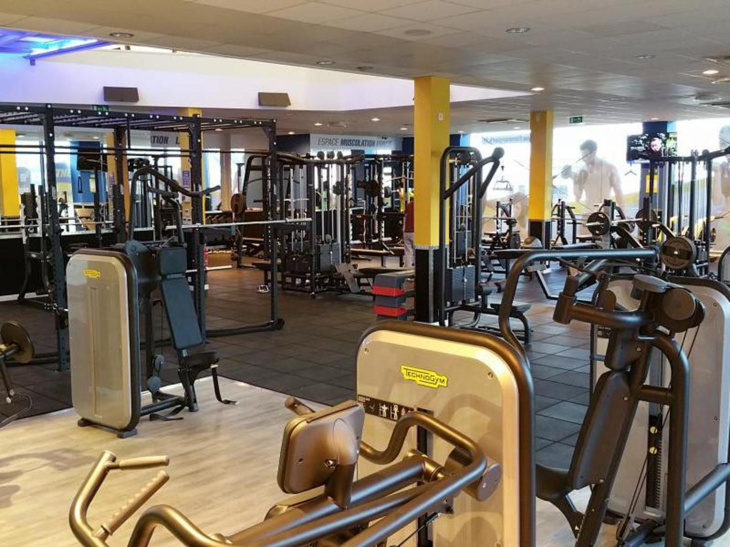 Fitness Park Rennes-0