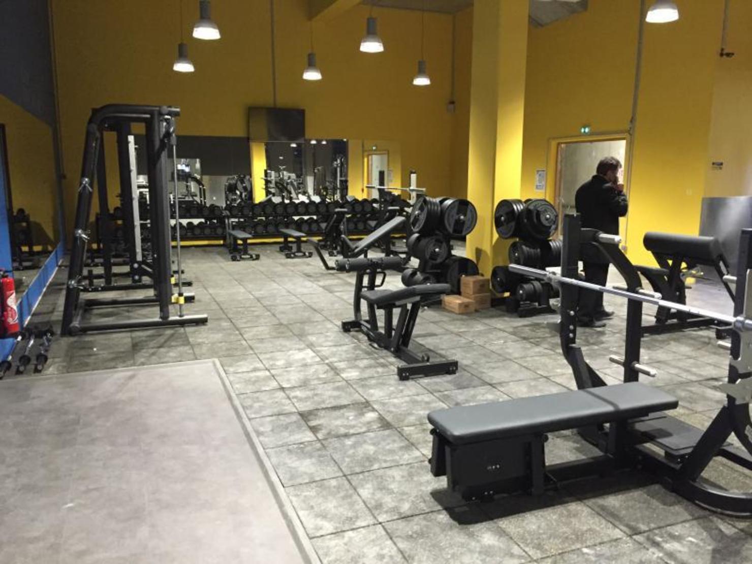 Fitness park salon de provence salon de provence for Horaire chambre des metiers salon de provence