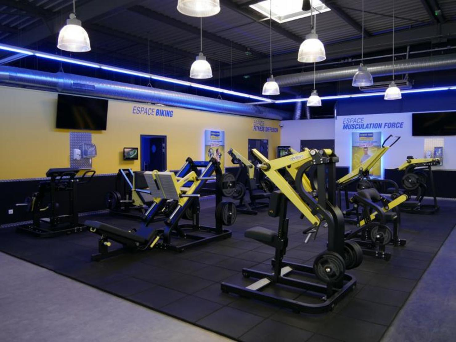 fitness park audincourt tarifs avis horaires offre d couverte. Black Bedroom Furniture Sets. Home Design Ideas