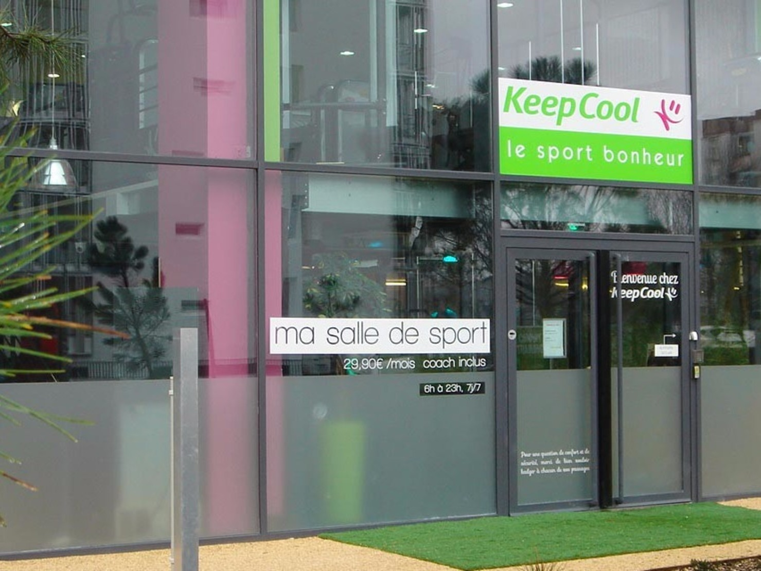 Keep Cool Cenon