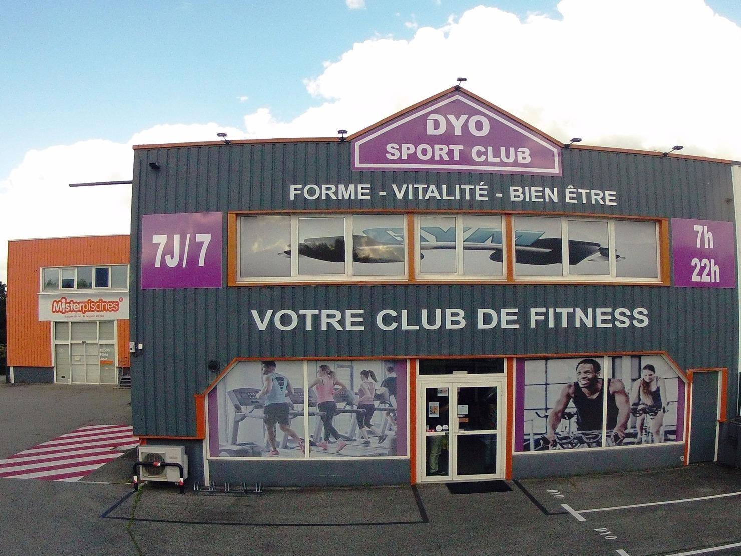 DYO SPORT CLUB à GIÈRES - SAINT MARTIN D'HÈRES | Tarifs
