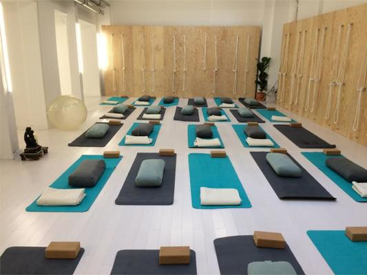 Yoga Colibri
