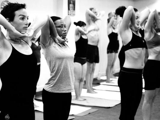 Yoga Bikram Paris Marais