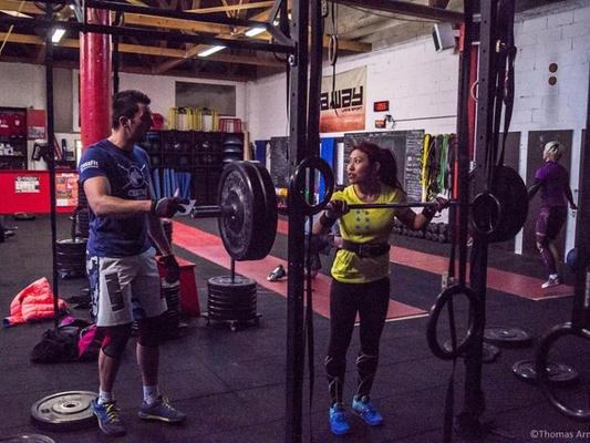 A.WAY Dijon CrossFit Black Owl