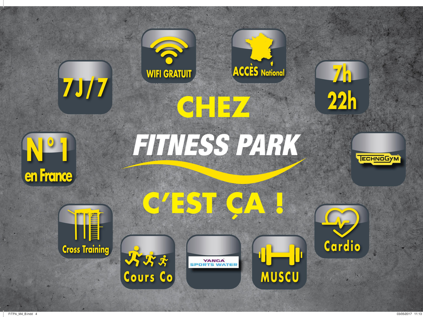 fitness park strasbourg mittelhausbergen tarifs avis horaires essai gratuit. Black Bedroom Furniture Sets. Home Design Ideas