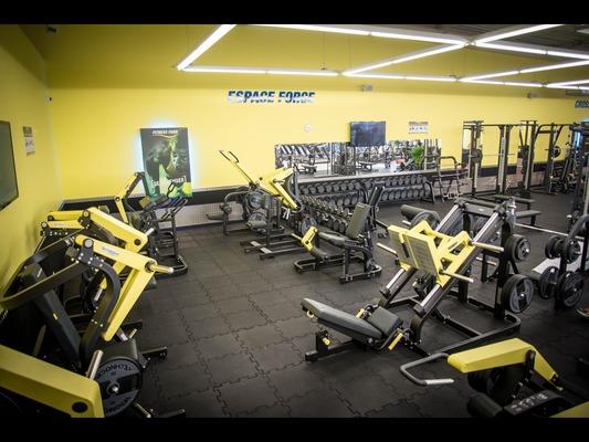 fitness park chalons en chagne 224 fagnieres tarifs avis horaires essai gratuit