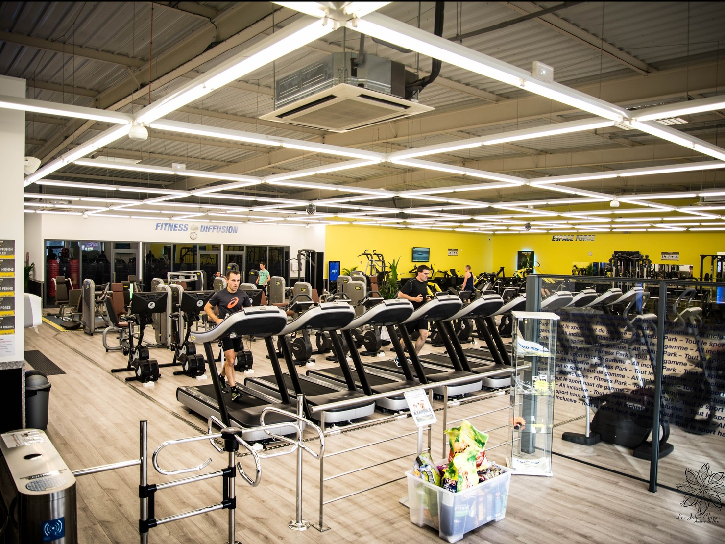 Fitness Park Chalons en Champagne-0