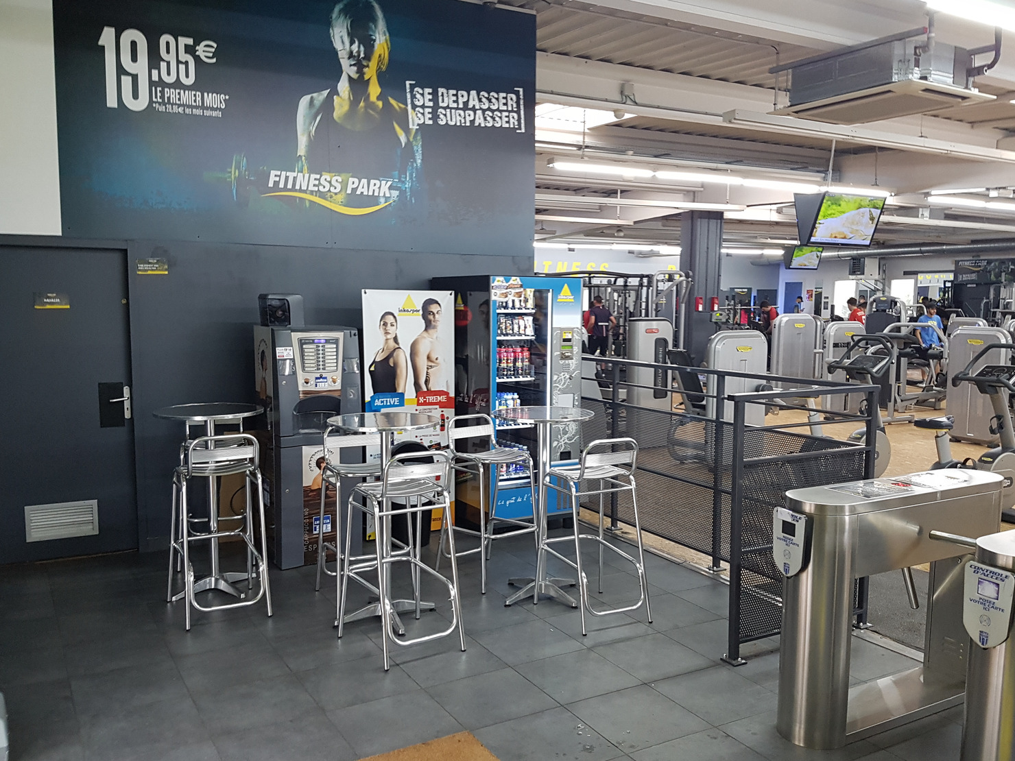fitness park st etienne villars tarifs avis horaires offre d couverte. Black Bedroom Furniture Sets. Home Design Ideas