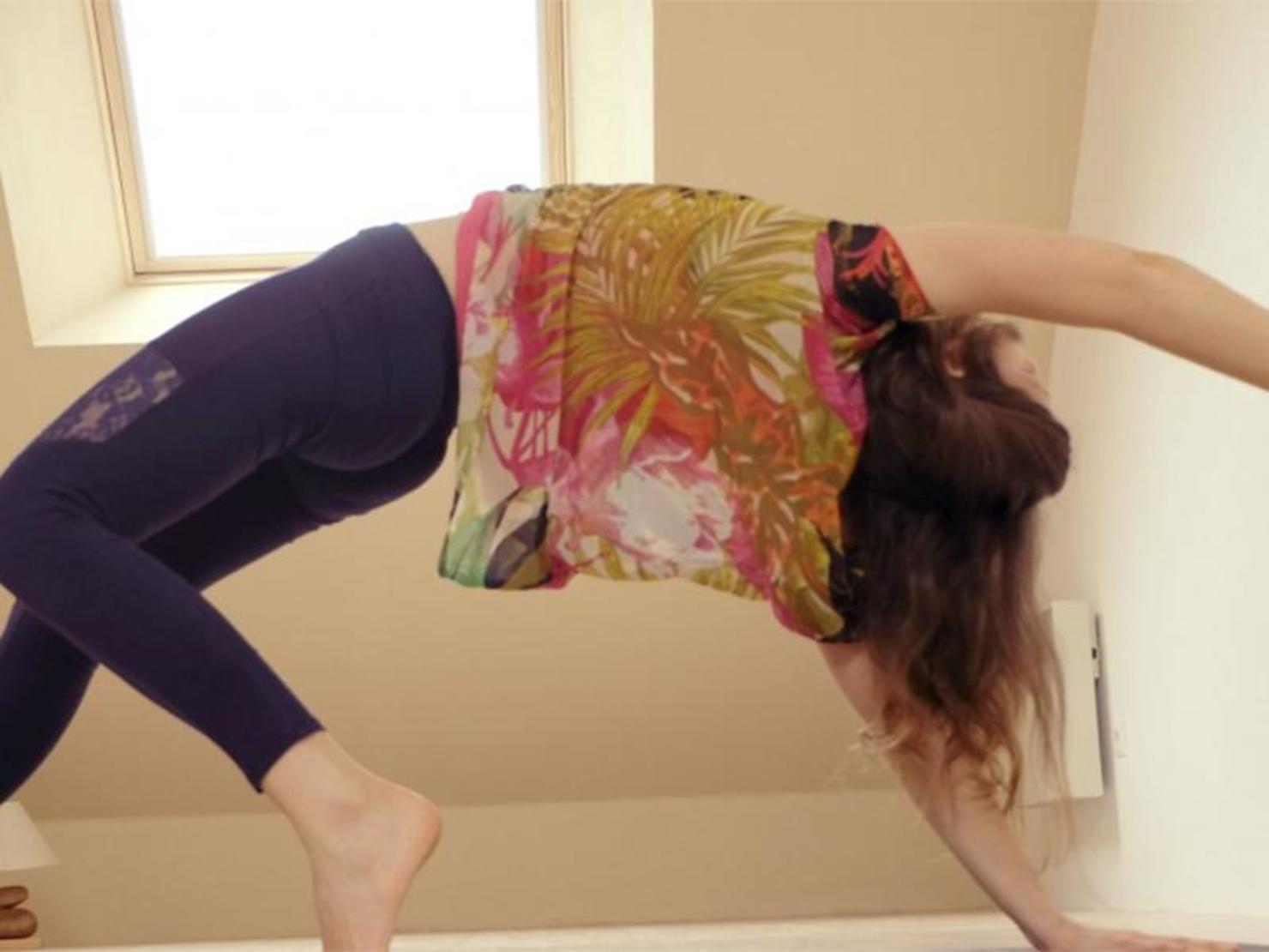 Cindy Chatelais - Cours de Yoga