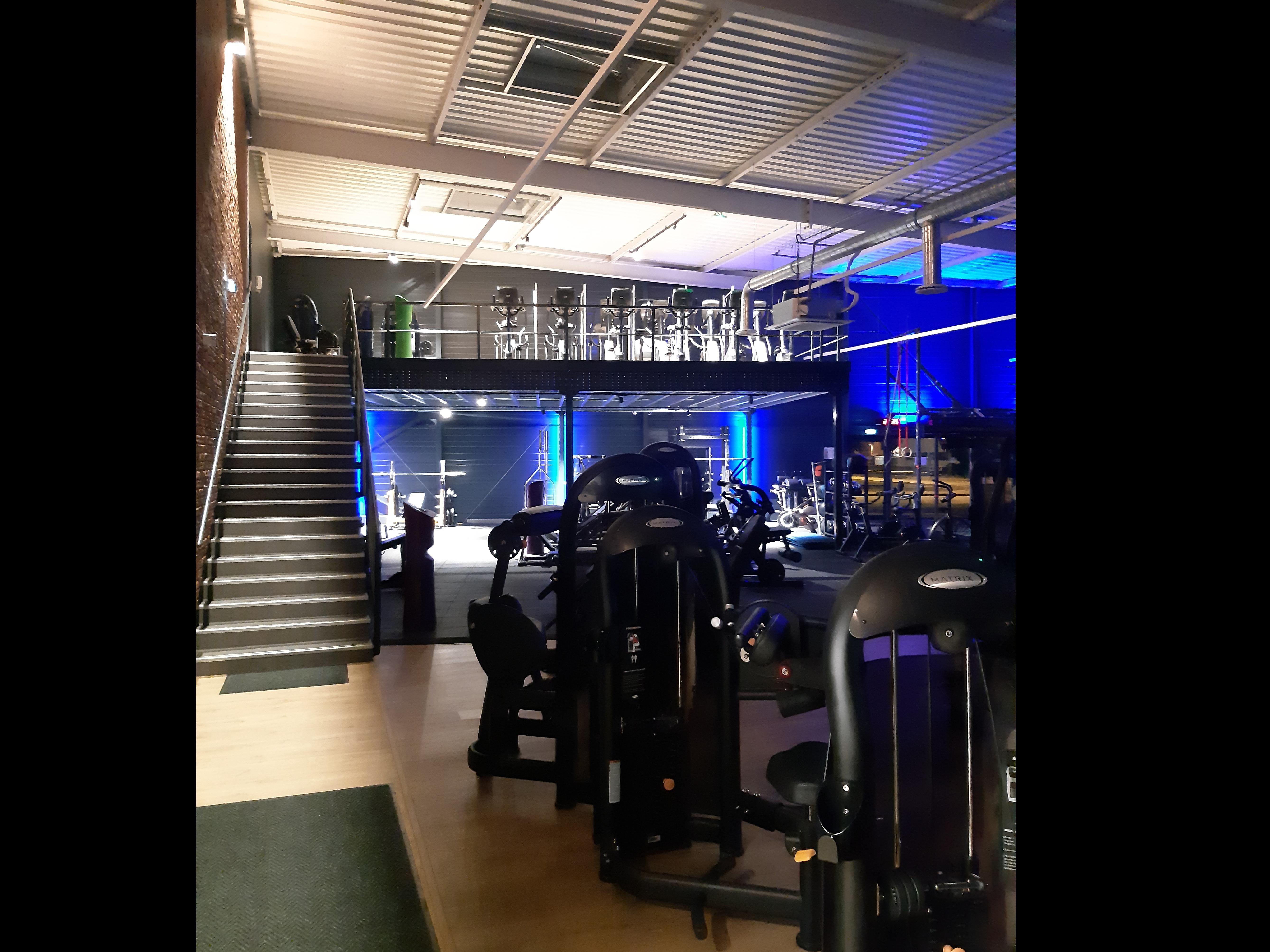 Fitness Club Concept Molsheim