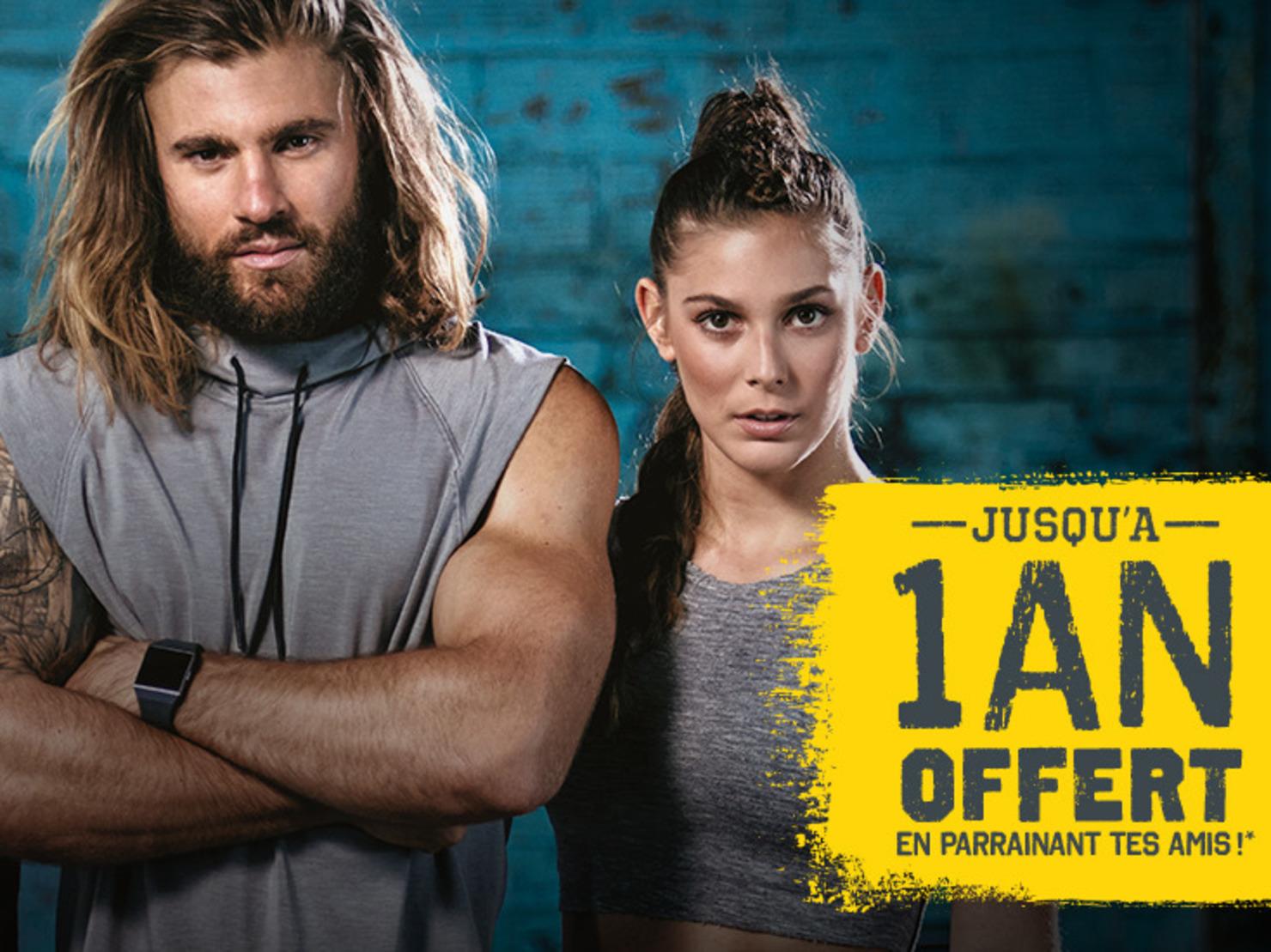 Fitness Park Auxerre-0