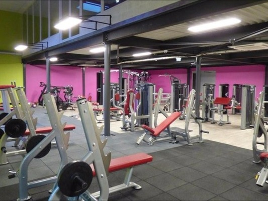 Fitness Club Concept Ollioules