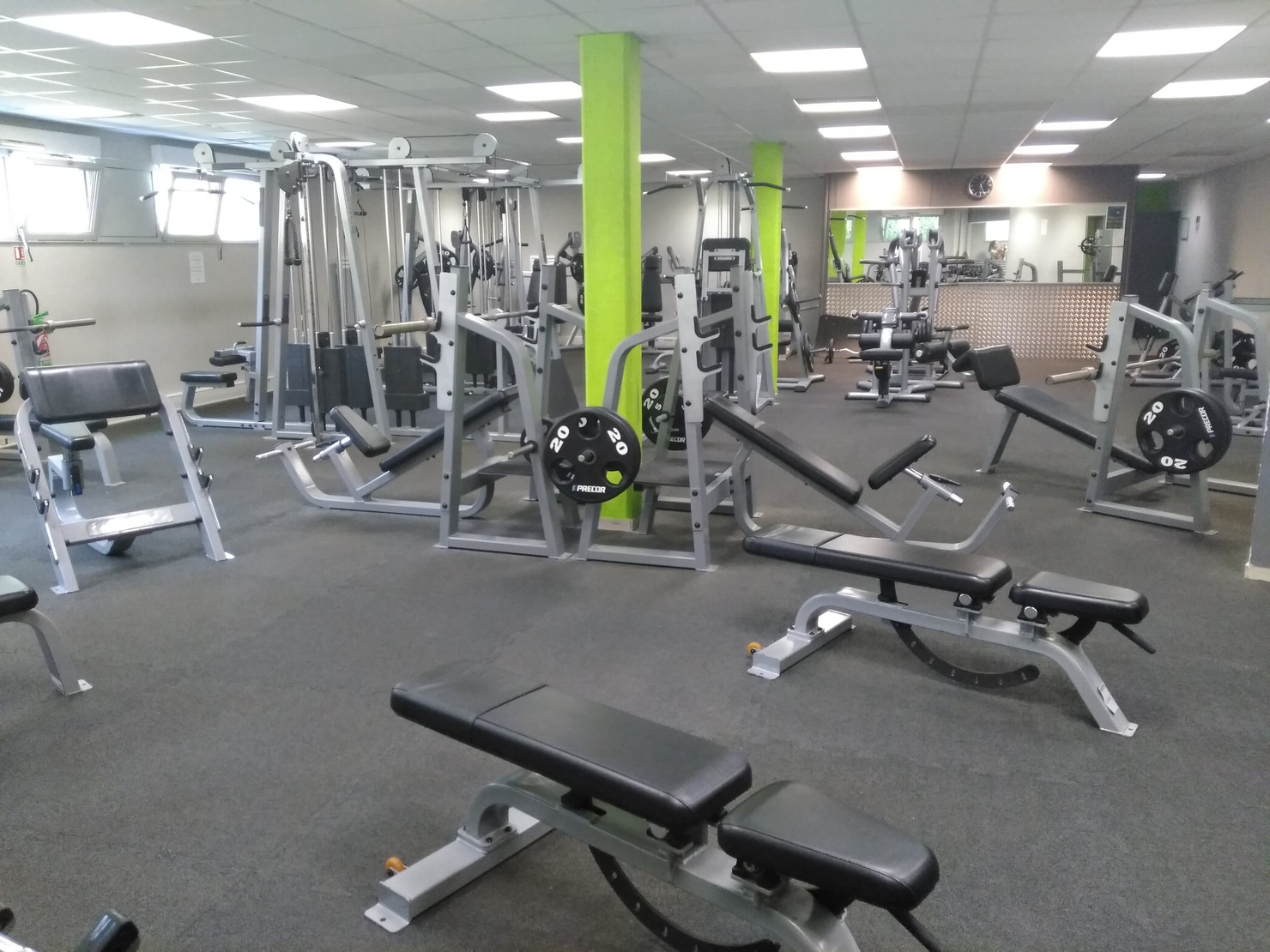 liberty gym dijon tarifs avis horaires essai gratuit. Black Bedroom Furniture Sets. Home Design Ideas