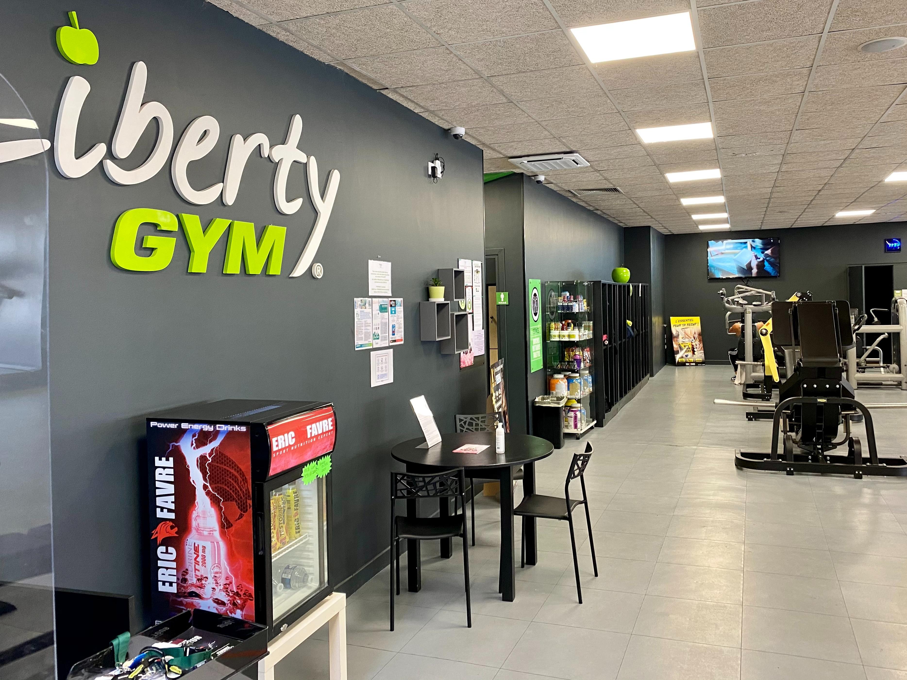 Liberty GYM Saint-Dié-des-Vosges-0