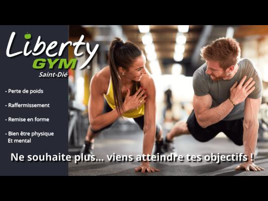 Liberty GYM Saint-Dié-des-Vosges