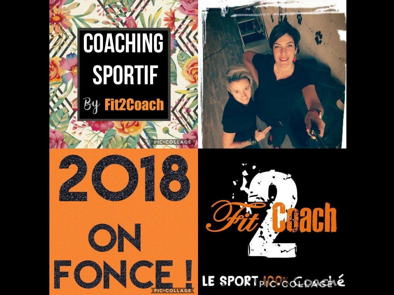 Fit2Coach Le Sport 100% Coaché