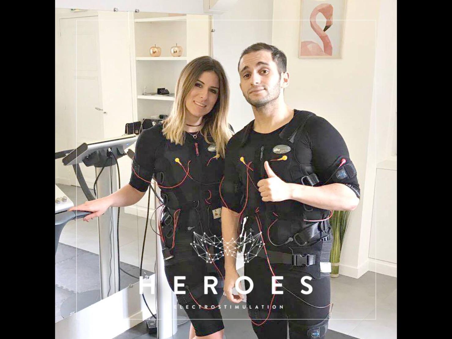 Heroes Paris