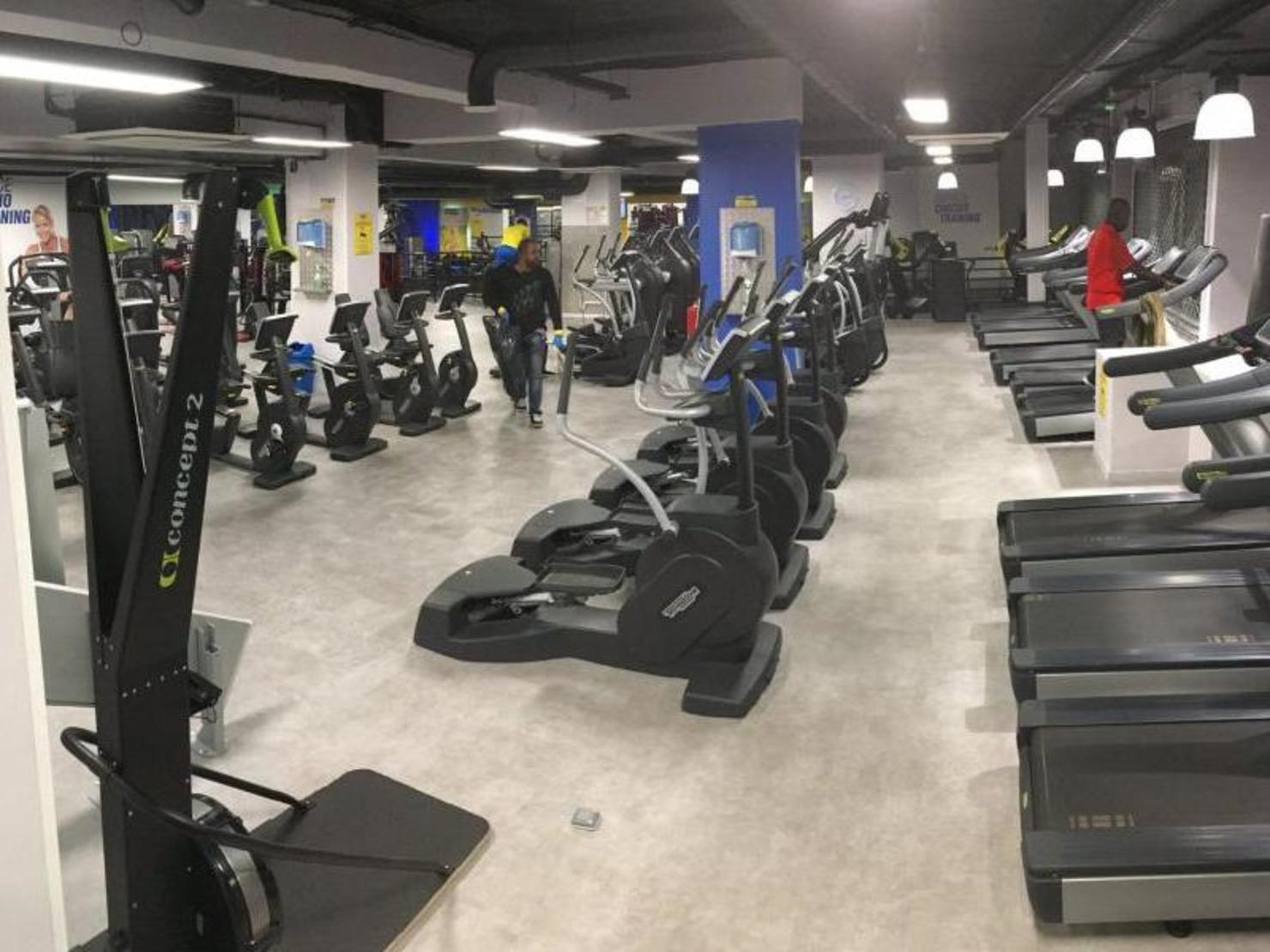 fitness park argenteuil tarifs avis horaires essai gratuit