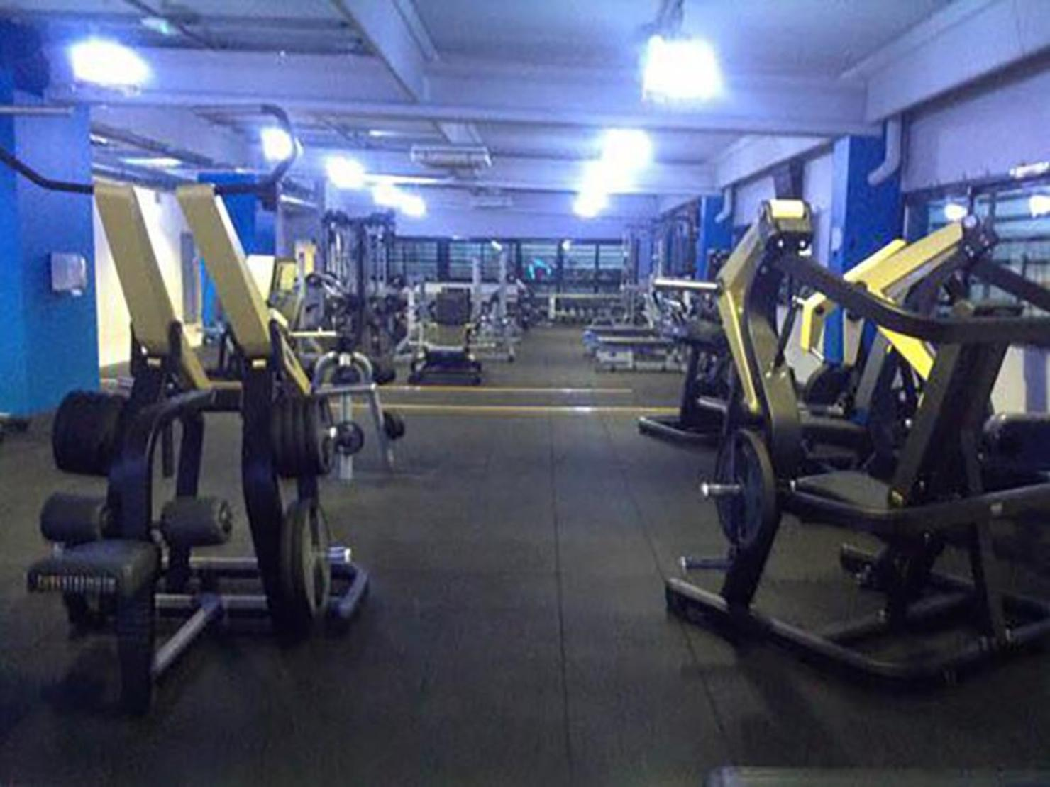 Fitness Park Aubagne