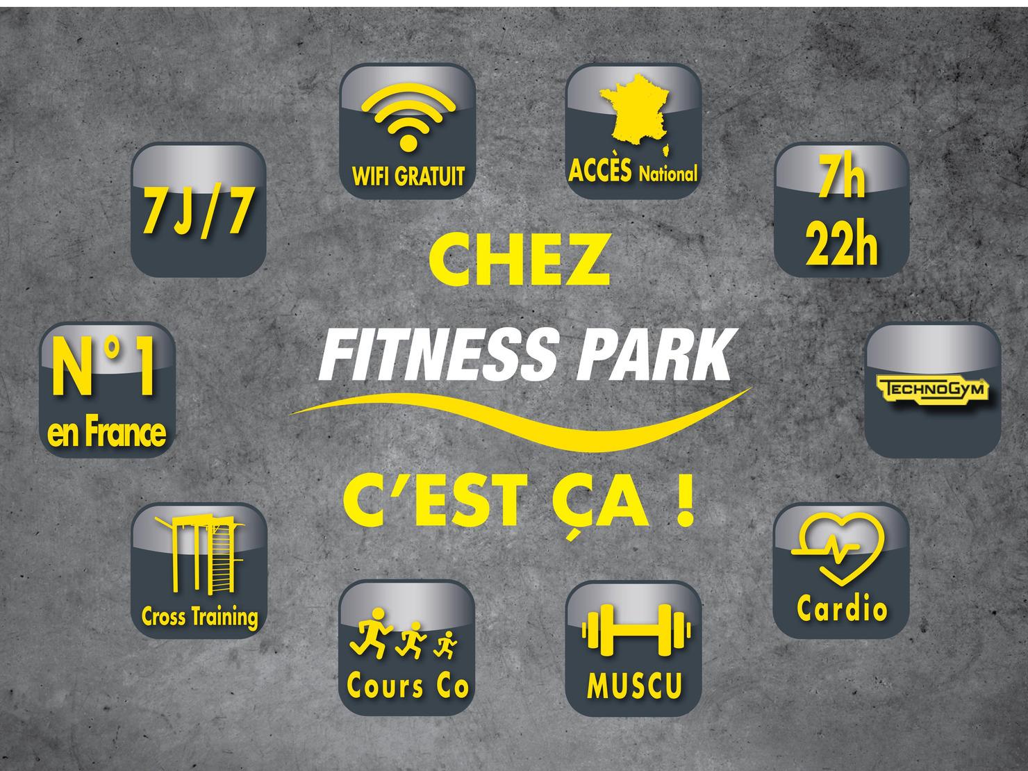 fitness park montargis 224 amilly tarifs avis horaires essai gratuit
