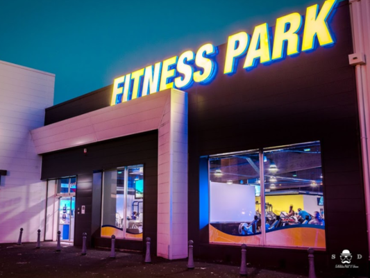 Fitness Park Poitiers
