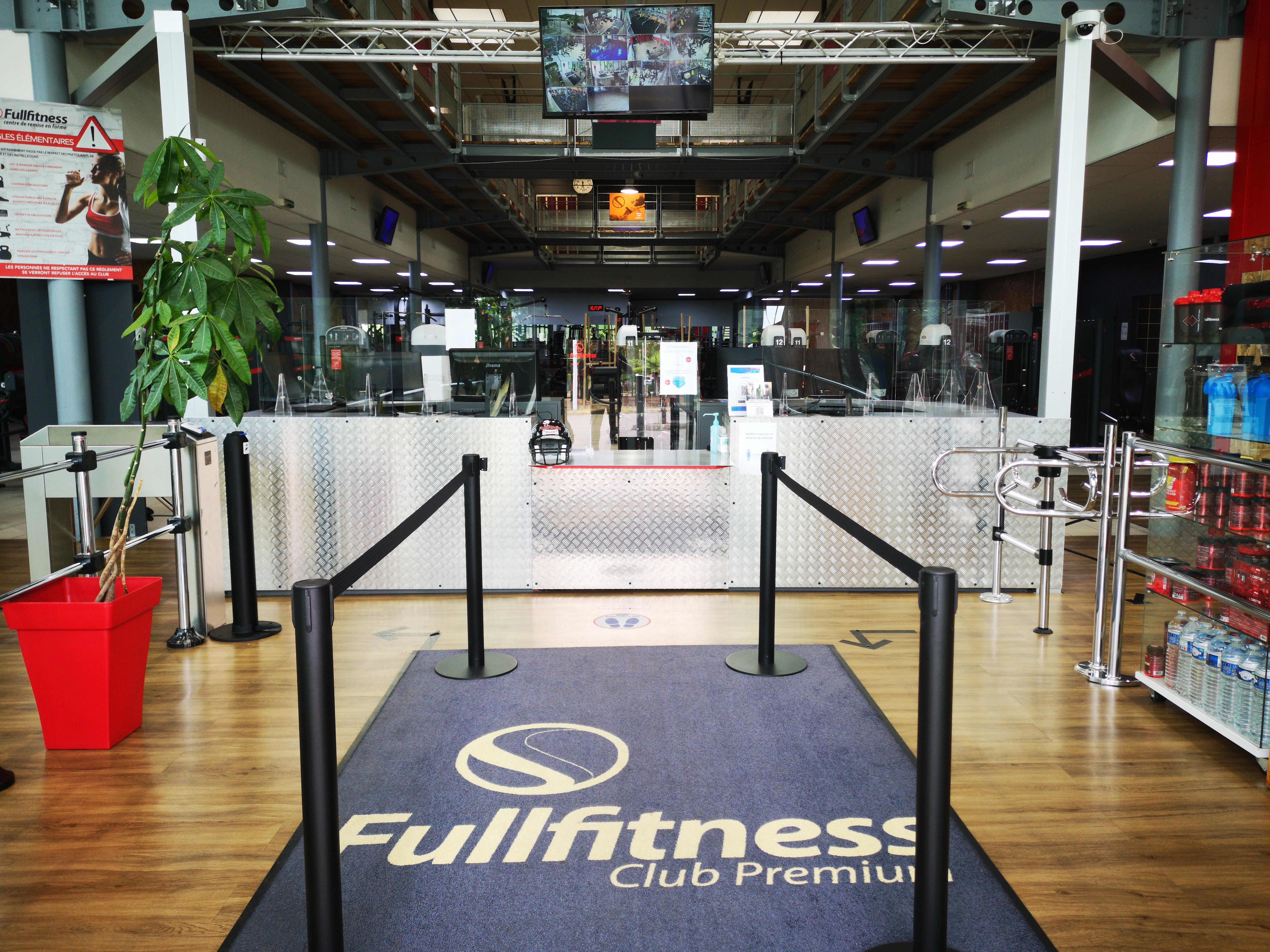 Full Fitness La Plaine