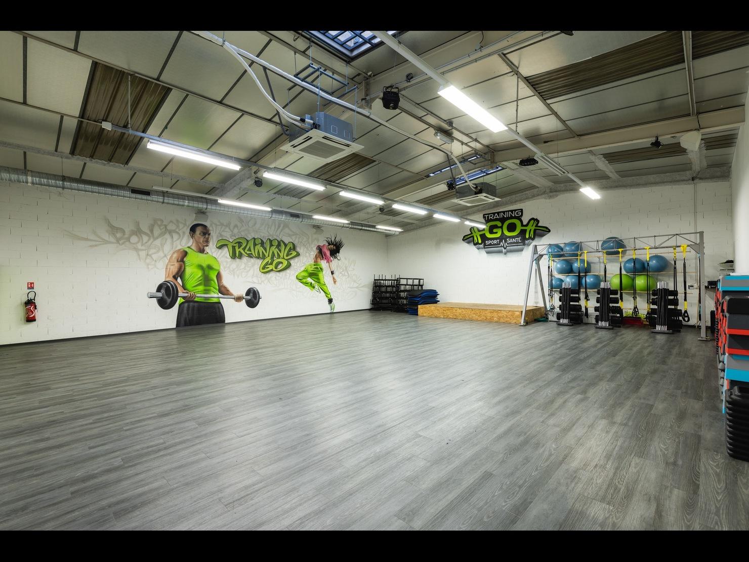 Training GO Montpellier