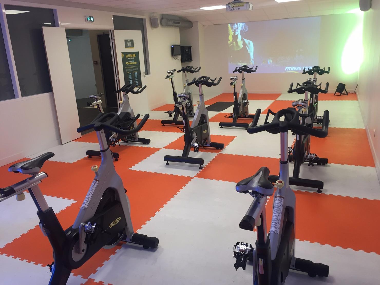 Fitness Park Paris - Théatre