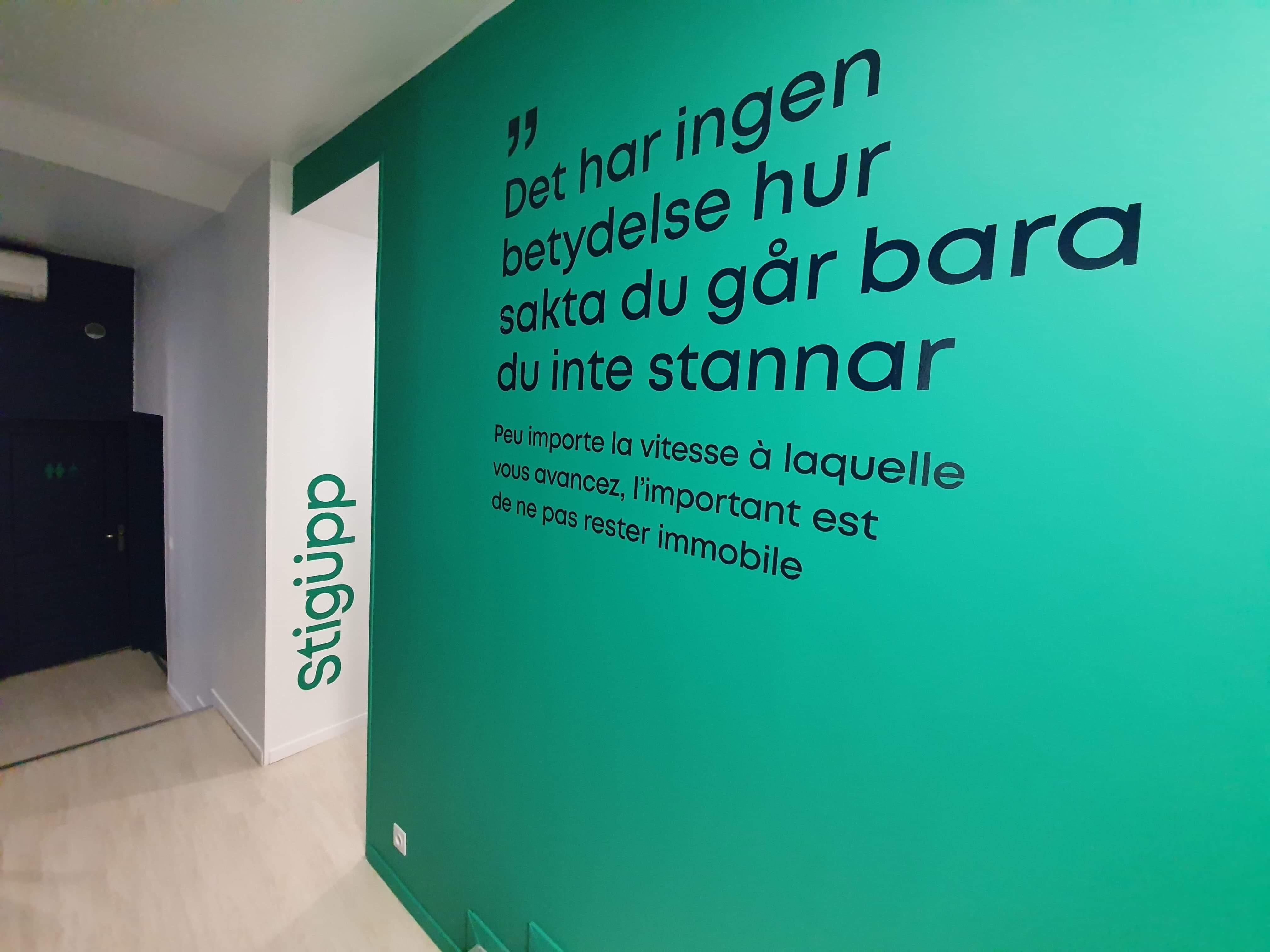 Stigupp Avignon - Studio de Coaching